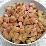 recette Salade de patate au cervelas