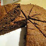 recette Biscuit au chocolat et aux noisettes