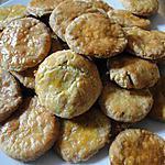 recette Galettes au camembert