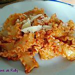 recette Pesto rosso maison