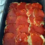 recette aubergine a la parmigiana