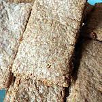 recette Biscuits au son de blé et farine complète