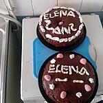 recette gateau nutella pour l anniversaire de ma fille Eléna