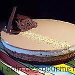 recette Gateau 3 chocolats