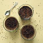 recette FLAN CHOCOLAT-CAFE allégé