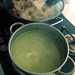 recette Soupe a la salade