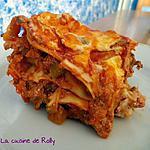 recette Lasagnes boeuf, ricotta, courgette