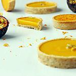 recette Tarte ORANGE-PASSION