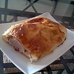recette Filet mignon de porc au fromage en croute