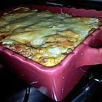 recette Lasagnes (au mascarpone)