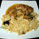 recette tajine cuisses de poulets citrons confits et pruneaux