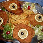 Escalope viennoise(wiener schnitzel)