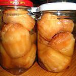 recette BABAS au rhum en bocaux de josette