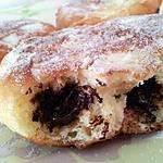 recette Beignets au chocolat