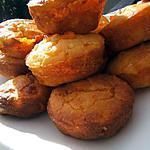 recette Muffins maïs et mimolette vieille ,
