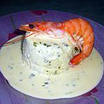 recette Terrine de poisson et noix de St Jacques aux herbes