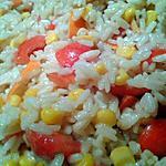 recette Salade de riz provencale