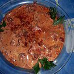 recette Seiches à la sétoise