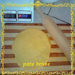 recette pate brisée pour tarte salée