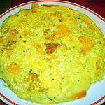 recette Omelette à la mimolette