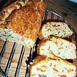 recette Cake Olive Tomate Cerise Et Poivron