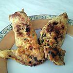 recette blanc de poulet mariné