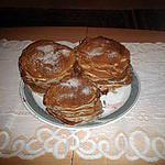 recette pancake au framboise