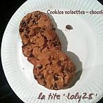 Cookies noisettes-chocolat  (59)