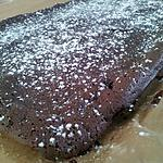 Gateau au chocolat et mascarpone