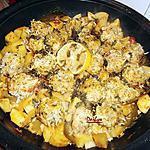 recette Tajine Aux Boulettes De Poisson