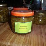 recette confiture poires-kiwis
