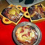 recette PETITS CLAFOUTIS AUX FIGUES  DE TATIE et surprise!!!