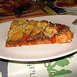 recette Pizza della Mama (pâte à pizza de ma maman)