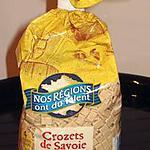 recette Gratin de Crozet