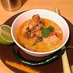 recette Curry poulet coco citronnelle