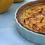 recette Tarte aux pommes & cannelle