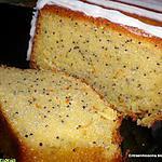 recette CAKE A L'ORANGE ET AUX GRAINES DE PAVOT