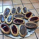 recette Barquettes au chocolat
