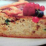 recette Tarte de blé à la Napolitaine