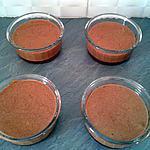 recette Mousse chocolat pistache