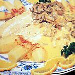 recette Filets de sandre au riesling