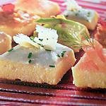 recette Petits amuse-bouches à la Polenta