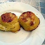 recette Moelleux pommes de terre, cœur de reblochon
