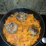 recette Caillettes aux carottes
