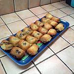 recette Cake marbré au nutella