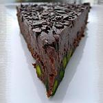 recette Gâteau au chocolat & à la pistache