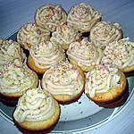recette cupcake au moka