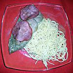 recette tranches de foie de veau et bacon