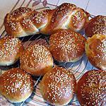 recette Petits pains à la ricotta