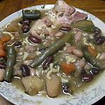 recette Soupe  au pistou à ma façon.